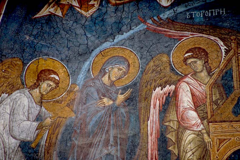 Byzantine Angels from Serbia