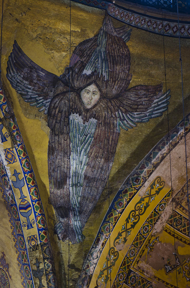 The Seraph from Hagia Sophia