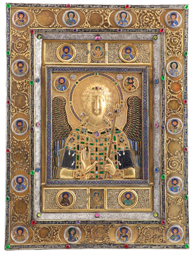 Archangel Michael Icon from Sant Marks