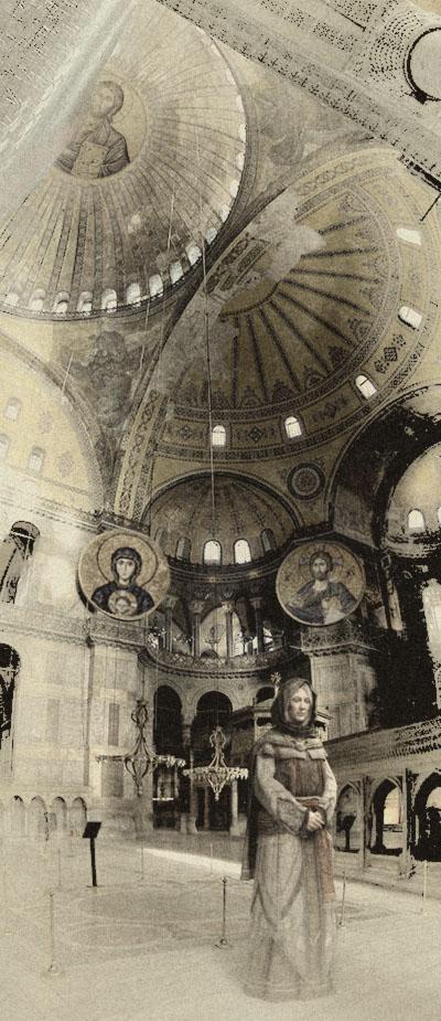 Vision in Hagia Sophia