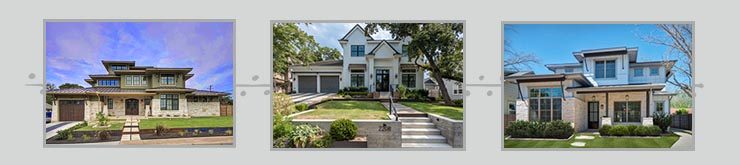 Austin Home Builder Website