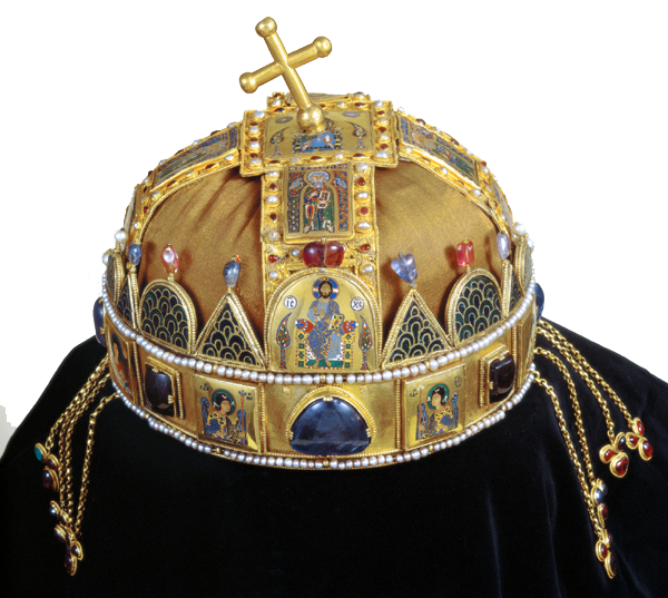 The Bent Crown of Hungary