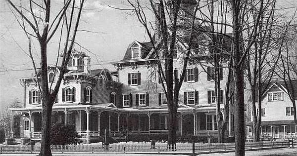 The Brunswick Home where Idelene Cotton died
