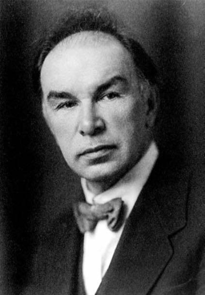 Alexander Anisimov in 1928