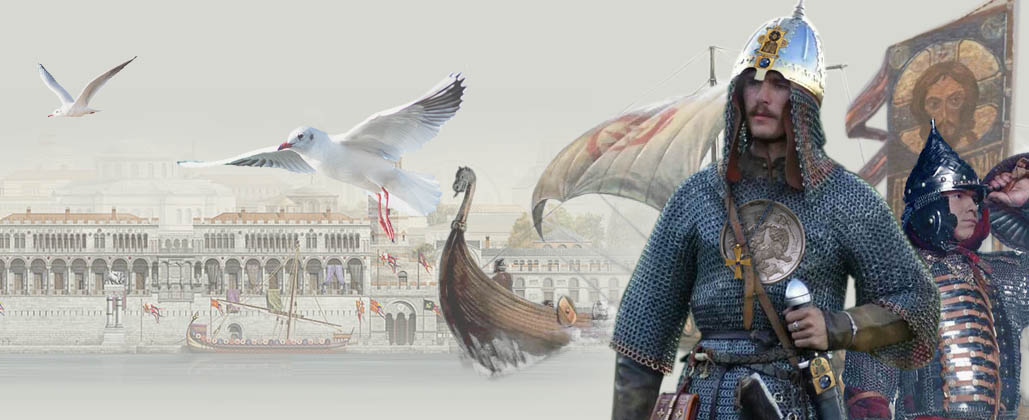 Vikings and Constantinople