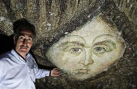 Big Discovery in Hagia Sophia