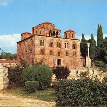 Church of the Parigortissa Arta