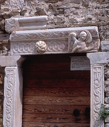 Byzantine sculpture Arta