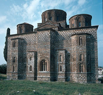 Byzantine Church in Arta