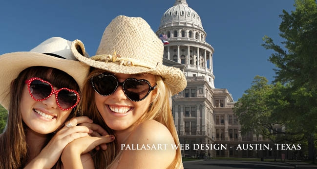 Pallasart is an Austin Web Design Comapny