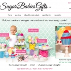Pallasart Designs Sugar Babies Gifts Website