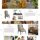 Pallasart Designs New Website for Austin's Design With Consignment Showroom