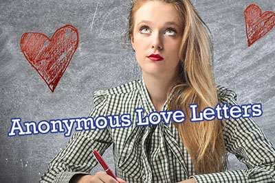 Anonymous Love Letters - $500
