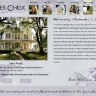Lavender Chick Blog and Website Redesign