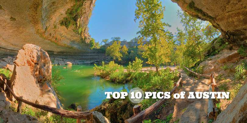top ten pictures of Austin Texas