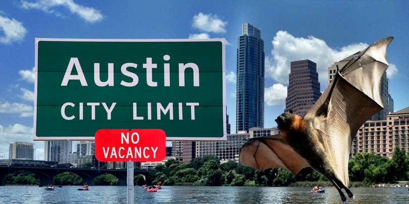 too many people in austin?