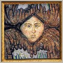 Seraphim from Hagia Sophia