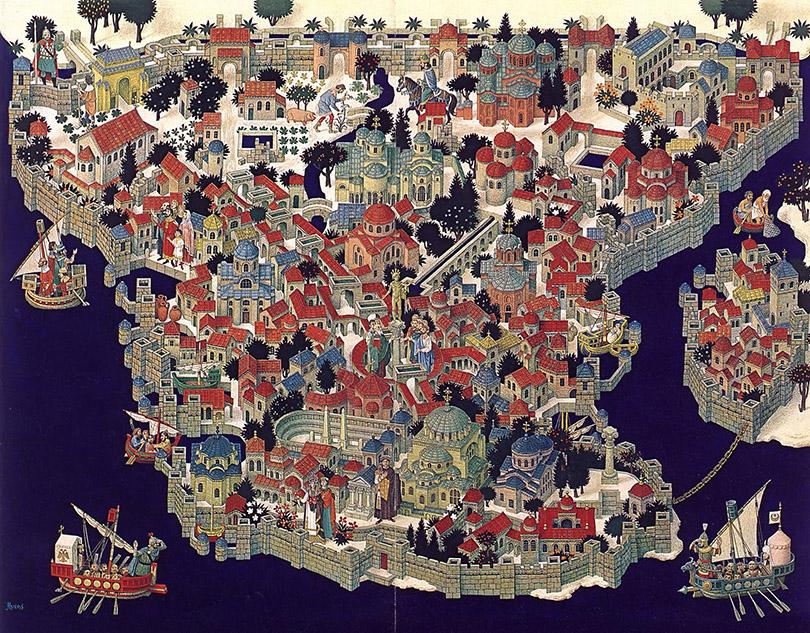 City of Byzantium
