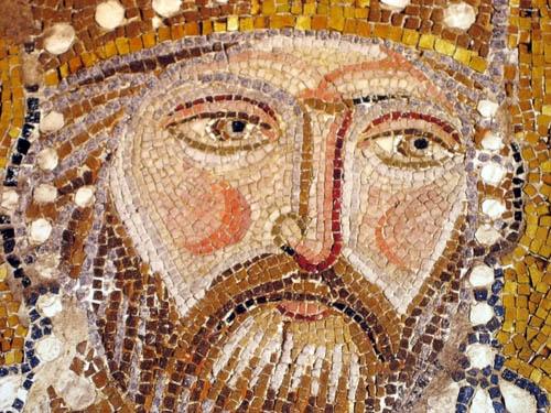 Constantine Monomachos from Hagia Sophia