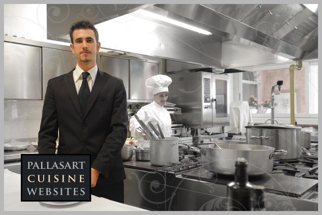 Pallasart Cuisine Websites
