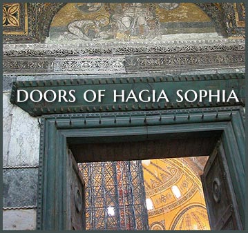 Doors of Hagia Sophia