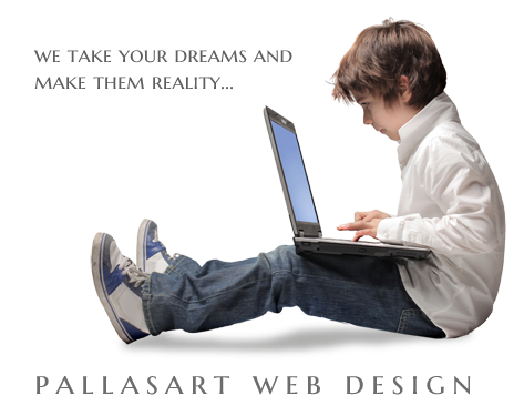 Get your dream website from Pallasart