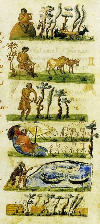 Geoponica- Byzantine Gardening Guide