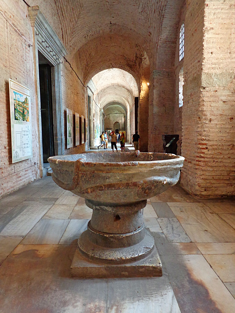 Outer Narthex Hagia Sophia Grub image
