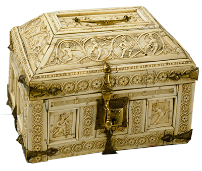 Ivory Casket from Constantinople