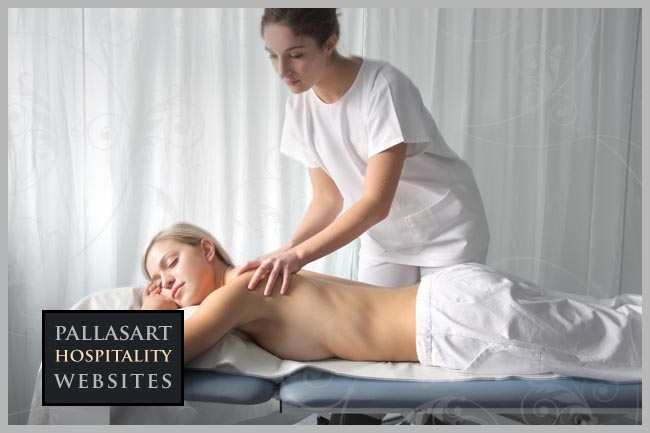 Pallasart Hotel Spa Websites