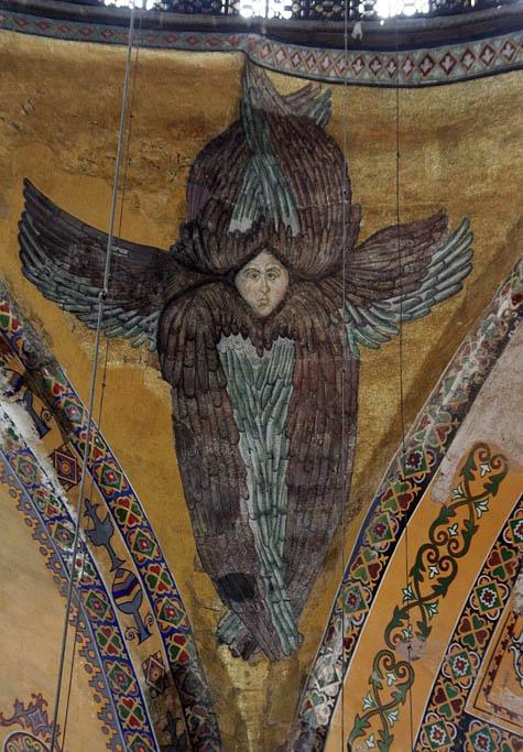 The Seraph from Hagia Sophia