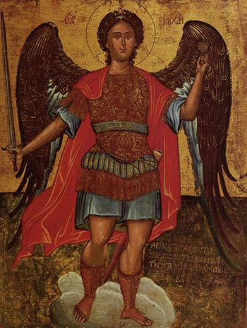 Ikon of the Archangel Michael