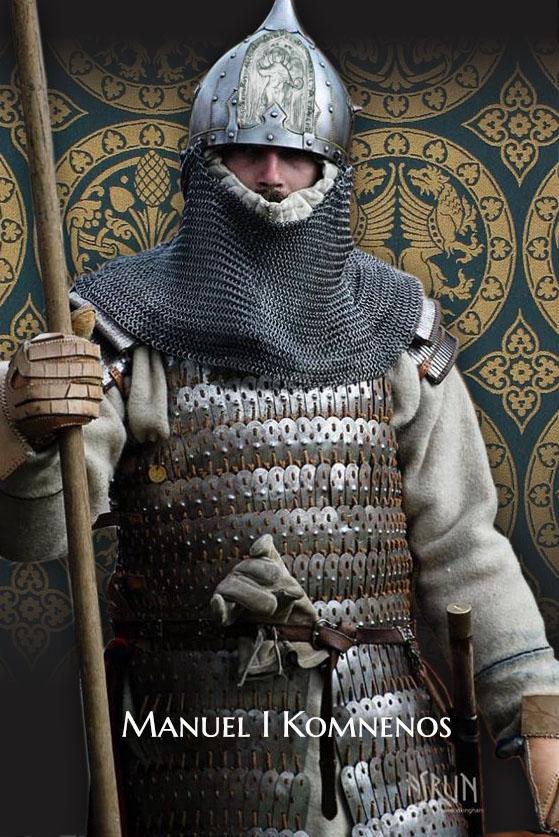 Manuel I Komnenos Byzantine Emperor