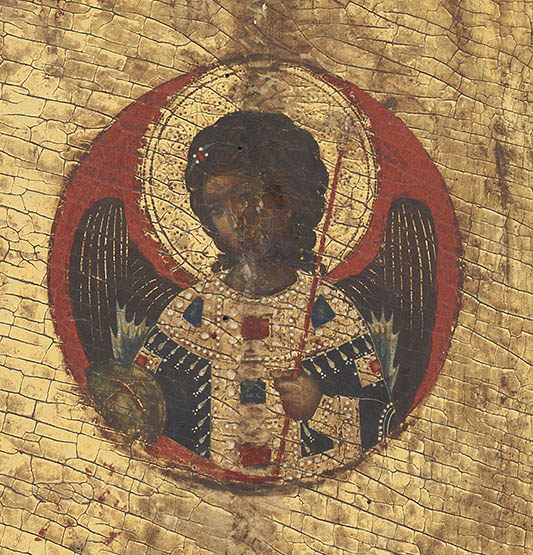 Right Archangel Kahn Madonna