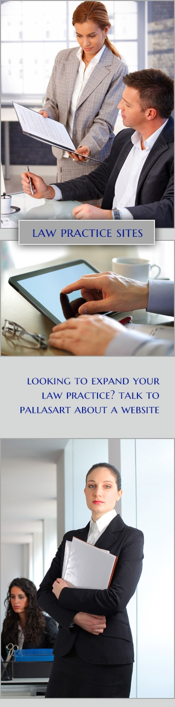 Law Firm Websites for Austin and central Texas