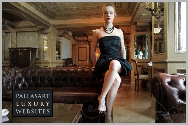 Pallasart Luxury Websites
