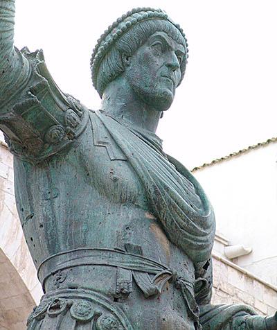 The Colossus of Barletta