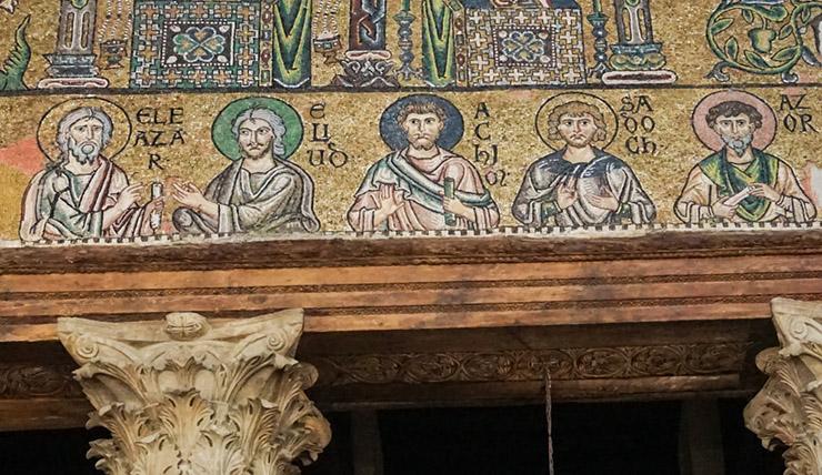 Ancestors of Christ in Bethlehem