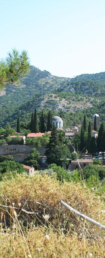 Nea Moni on Chios