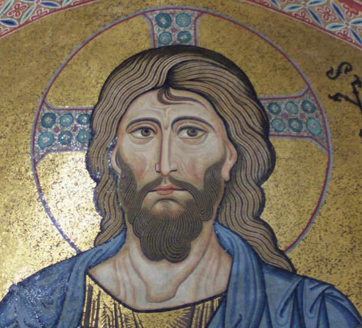 Norman Byzantine Mosaics of Sicily