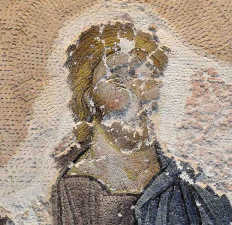 Face of Christ the Savior