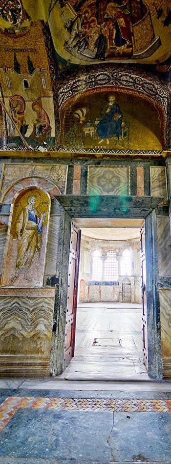 Awesome Byzantine art - mosaics