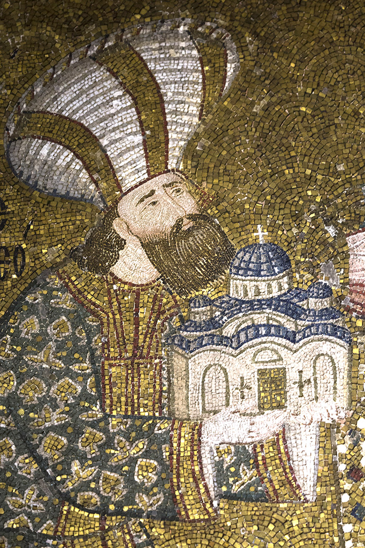 Theodore byzantine founder of Chora