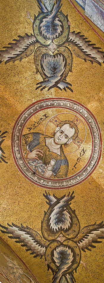 Christ Emanuel with Seraphim Angels