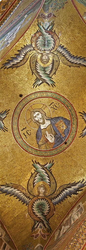 Byzantine Seraphim Angels