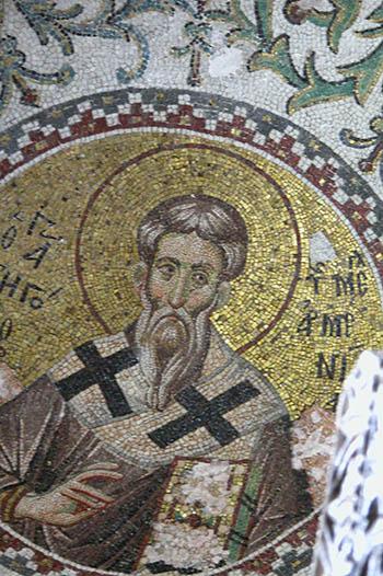 Byzantine mosaics - Pammakaristos Church