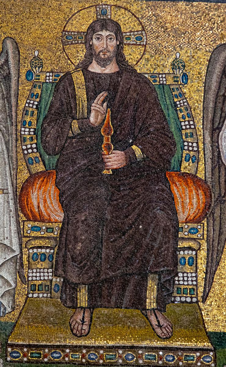 Christ Pantokrator of Ravenna