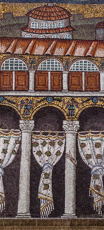 Theodoric Palace in Ravenna