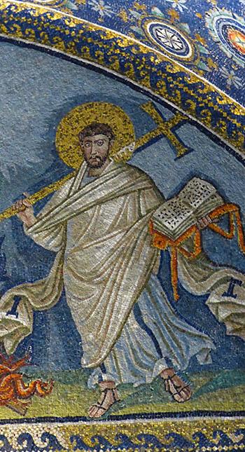 mosaic in Ravenna