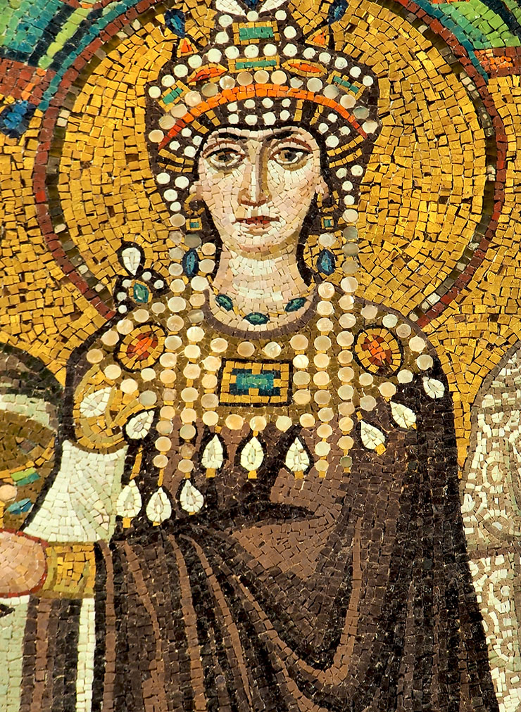 Augusta Theodora mosaic
